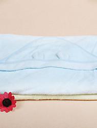 Serviette de bain - Fil teint - en 100% Fibre de bambou - 90*90