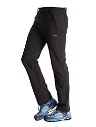 Clothin Plus Size Men's Waterproof Fleece Lined Stretch Climbing Pants Snow Sports Cargo Pant(Army Green,Black,Gray)