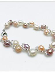 Ruili Natural Freshwater Pearl Bracelet