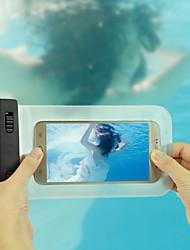 pvc cassa del telefono impermeabile del telefono subacqueo sacchetto sacchetto asciutto per tutto il regalo del telefono sacchetto
