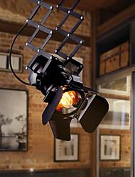5W Rustico/campestre LED Pittura Metallo Lampadine spotSalotto / Camera da letto / Sala da pranzo / Cucina / Sala studio/Ufficio / Stanza