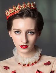Women's Alloy Headpiece - Wedding Tiaras 1 Piece