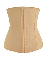 Women's 4 Steel Bones Sport Waist Slimming Shaping Corset