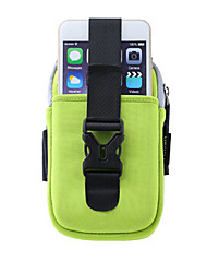 Men 's Other Leather Type Sports Bag - Blue/Green/Black