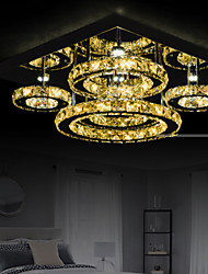 Pendant Lights Crystal/LED Modern/Contemporary Bedroom Crystal
