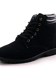 Men's Shoes Casual  Boots Black/Brown/Gray