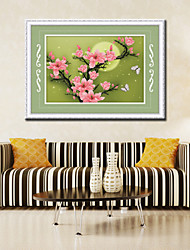 DIY KIT Cross Stitch , Floral 70*50