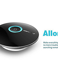 allone universelle intelligente télécommande intelligente domotique wifi + IR + RF via Android iOS