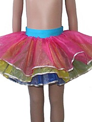 Multi Color Half Tutu with Underpants for Ladies and Girls