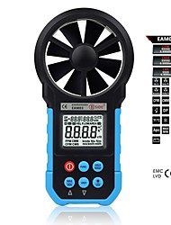 Bside EAM03 Digital Anemometer Wind Speed Meter Anemometro Air Flow Temperature Humidity Tester & USB Real Time Data