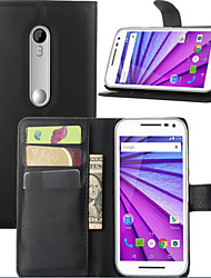 TheEmbossed CardProtectiveSleeve MOTO G 2015 MobilePhone Shell For Motorola MOTO G3 mobile phone