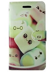 Pour Coque Huawei P8 P8 Lite Portefeuille Porte Carte Avec Support Coque Coque Intégrale Coque Dessin Animé Dur Cuir PU pour HuaweiHuawei
