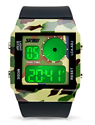 Original Electronic Movement + Japanese Battery, 7 Colour Backlit Electronic Watches