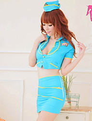 Temptation Stewardess Clothes
