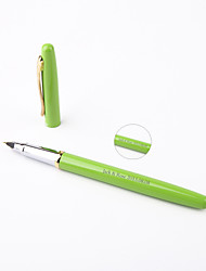 Personalized Gift Green Stainless Steel Pen