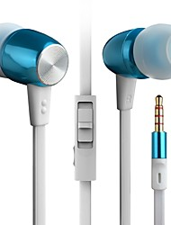 Byz k460 (привет-Fi тяжелый бас) в ухо металла мобильный телефон гарнитуры