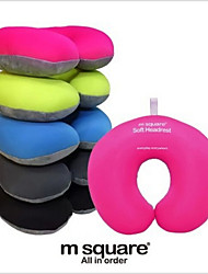 Travel Health U-Pillow Neck Pillow Airplane Pillow Nap Pillow Recreation Colorful Bubbles
