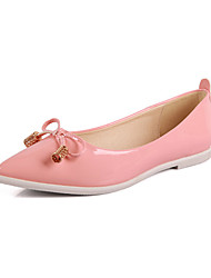 Women's Shoes Leatherette Flat Heels /Heels Wedding / Party & Evening /Big Yards Lady  Flat Shoes Candy Casual Shoes