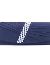 Для женщин Шёлк Для праздника / вечеринки Вечерняя сумочка Белый / Синий / Красный / Черный