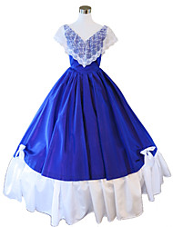 Steampunk®Top Sale Civil War Southern Belle Ball Gown Dress Victorian Dress Halloween Party Dress