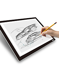 Litup® (A3) Super Thin LED Cartography Brightest Tracing Light Pad Box with Eyesight Protected Technology- LP3