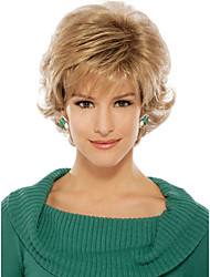 Women's Fashion Wig Blonde Color Top Quality Synthetic Wig cosplay Short Hair