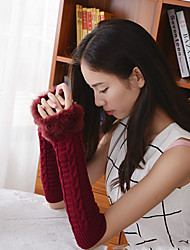 Women Knitwear Gloves , Cute / Casual