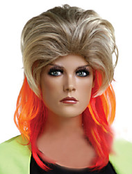 venda direta da fábrica por atacado e misturado peruca gradiente de cor europa e os estados unidos vender