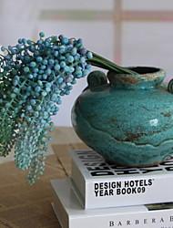 Пластик Фрукты Искусственные Цветы