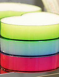 Bathroom Kitchen Women Girls Colorful Love Shaped Sponge Soap Box Case Dish