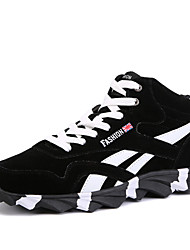 Sneakers / Road Running Shoes / Casual Shoes Men's Anti-Slip / Anti Shark / Cushioning / Ventilation / WearableLow-Top /
