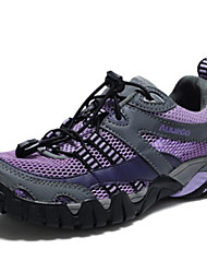 Women's Water Shoes Shoes Leather / Tulle Purple