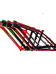 "Neasty® MB-NT02 Full Carbon Fiber Orange/Green/Red/Glossy  26er mountain bike frame 15""/17"""