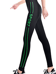 Running Bottoms / Clothing Sets/Suits / Pants / Tights Women'sWaterproof / Breathable / Quick Dry / Compression / Held-In Sensation /