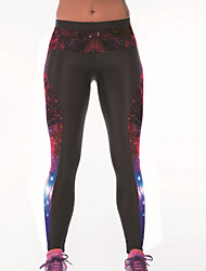 Running Bottoms / Tights / Pants Women'sBreathable / Quick Dry / Thermal / Warm / Compression / Held-In Sensation / Stretch /