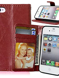 High Quality PU Leather Wallet Mobile Phone Holster Case For iPhone 7 7 Plus 6s 6 Plus SE 5s 5 4s 4