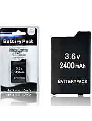 3.6V 2400MAH Recharger Battery Pack for PSP 2000/3000