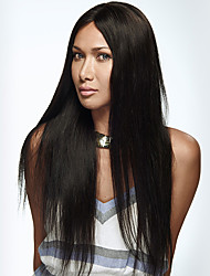 Cheap Price Malaysian Virgin Human Hair Full Lace Wigs Long Straight Human Hair Lace Wigs For Fashion Women