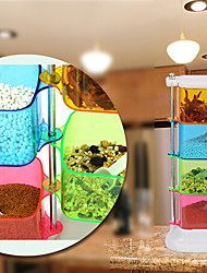 Rotary Spice Jar
