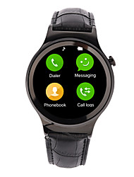 "NO.1 Smart Watch Phone S3, MTK 2502,Support SIM/TF Card, 1.22"" IPS,Heart Rate,Smart Wake"