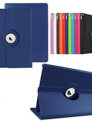 étui en cuir PU Funda cas de couverture rotation flip à 360 degrés pour iPad Pro 12.9 '' avec la fonction de stand