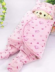 0-12M Soft Warm Winter Baby Infant Swaddle Bag Newborn Sleeping Bag One-piece Dress