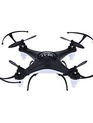 YI FEI XS-1 6-Axis Gyro RC mini Drones 2.4GHz 4CH Fixed-Point Revolving RTF RC Quadrocopter