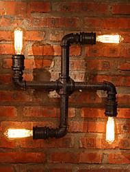 Настенные светильники Мини / Лампа входит в комплект Рустикальный Металл