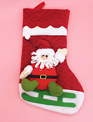 Christmas Decor Santa Suits Socks & Stockings Socks For Christmas Party