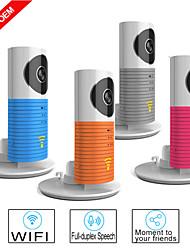 Smart Caméra IP Besteye® avec Vision de Nuit, Prend en Charge Carte TF 32GB, Surveillance Wifi Sans Fil