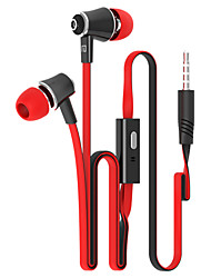 Langston M298 Earbuds (In Ear)ForMedia Player/Tablet / Mobile Phone / ComputerWithWith Microphone / DJ / Volume Control / FM Radio /