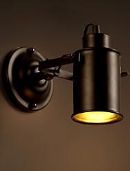 LED / Stile Mini Lampade a candela da parete,Moderno/contemporaneo LED integrato Metallo