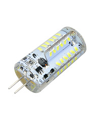 5 G4 LED à Double Broches T 57 SMD 3014 400-500 lm Blanc Chaud / Blanc Froid Décorative AC 12 V 1 pièce