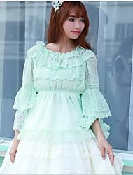 Sweet Lolita White / Pink / Light Green / Bisque